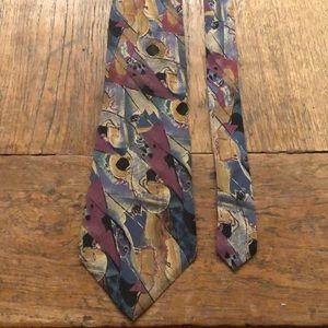 Limited edition Miles Davis silk tie